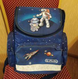 Orthopedic satchel Herlitz Astronaut, Germany