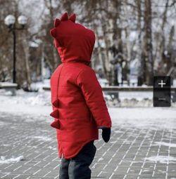 Зимние куртки дино ( оригинал )