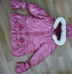 Winter jacket Pezzo D'oro