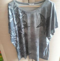 Kadınlar 58 için T-shirt, hamile kadınlar için mümkündür