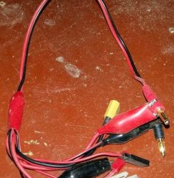 wires for car diagnostics USSR
