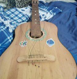 Guitar upset