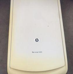 Цифровой сканер HP skanjet 2400