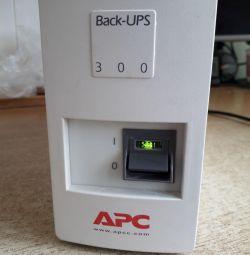Voltage regulator apc 300