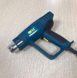 Construction hair dryer FIT HG-2011