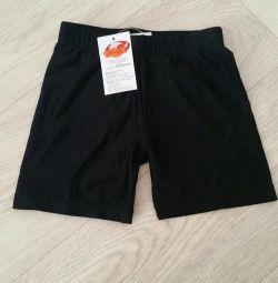 Новые шорты гимнастические размер 28, 30