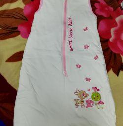 Sleeping bag sleeping bag