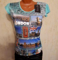 T-shirt for women new p.42-44