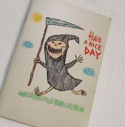 Sketchbook A5 40 φύλλα