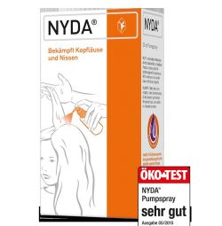 spray NYDA pediculescid 100 ml