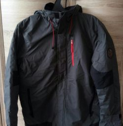 Men's demi-season jacket