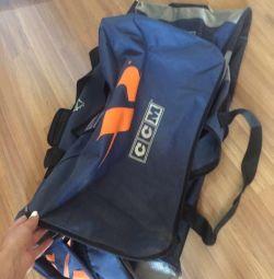 KHL travel bag