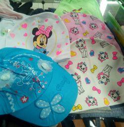 2-5 yaş arası çocuk şapkası