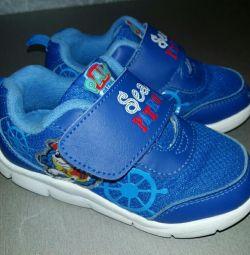 Kakadu sneakers