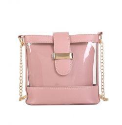 Прозрачные сумочки 😻