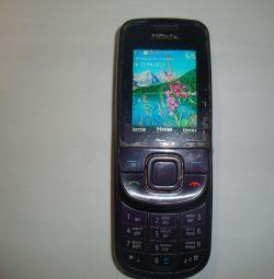 Nokia 3600 s - слайдер