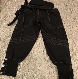 Streç pantolon