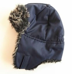 Зимняя шапка р 50-52 Tokka Tribe