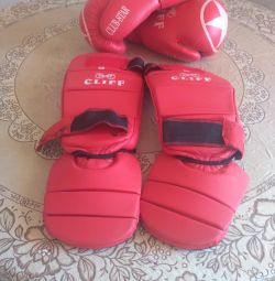 Boxing Gloves and Defense