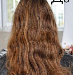 Ботокс волос,калогеновое обeртывание,ламинирование