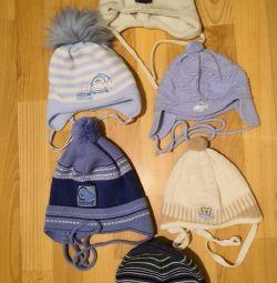 Pălării de iarnă, demi-sezon
