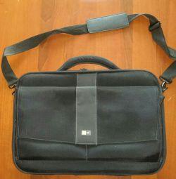 Laptop Briefcase 3 compartments