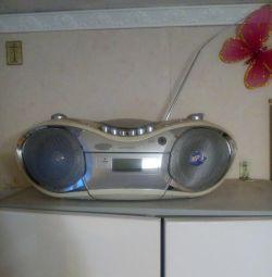 Radio CD MRz radio