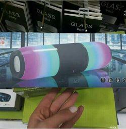 Difuzor luminos portabil
