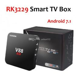 Android TV smart add-on Scishion V88 (New).