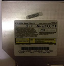 DVD drive Asus z99l