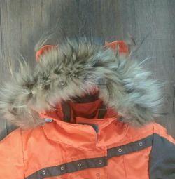 Kışlık takım elbise - ilkbahar-sonbahar 3in 1
