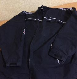 Double-sided men's jacket