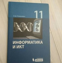 Informatics and ICT textbook 11 class