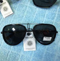 Ochelari de soare MATRIX, noi
