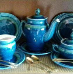Tea-set. ZIK Konakovo.