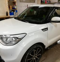 Installation on the Kia Soul HBO 4th generation