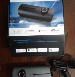 Відеореєстратор Podofo X 3000 дві камери + GPS