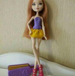 μια κούκλα πάντα μετά από υψηλά 27 cm με ένα εξάρτημα
