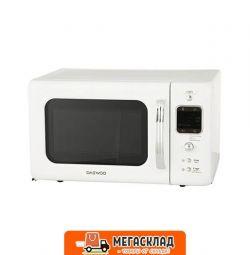 Microwave microwave Daewoo KOR-6LBRW