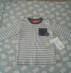 New children's sweatshirt