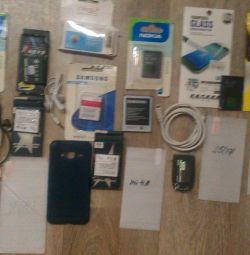 стекла, батареи,наушники и т.п.