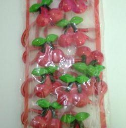 Cherry Erasers