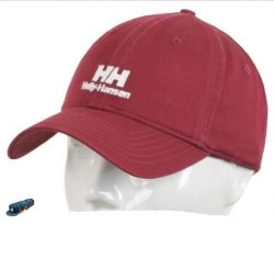 Baseball Cap Helly Hansen (Burgundy)