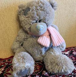 Голубоносый медведь Teddy