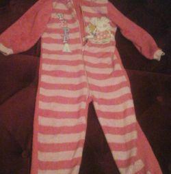 Peppa'nın pijamaları