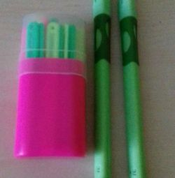 ✏ Wands counting, handle d / right hand 2 pcs.