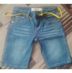 I'm selling jeans breeches.