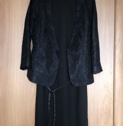Пиджак, платье