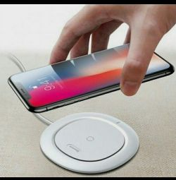 Baseus UFO telefon için kablosuz şarj