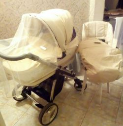Stroller 2in1 urgently, bargaining